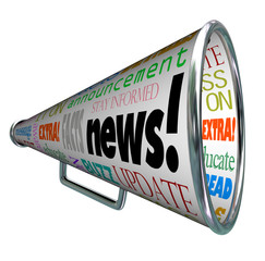 News (megaphone)