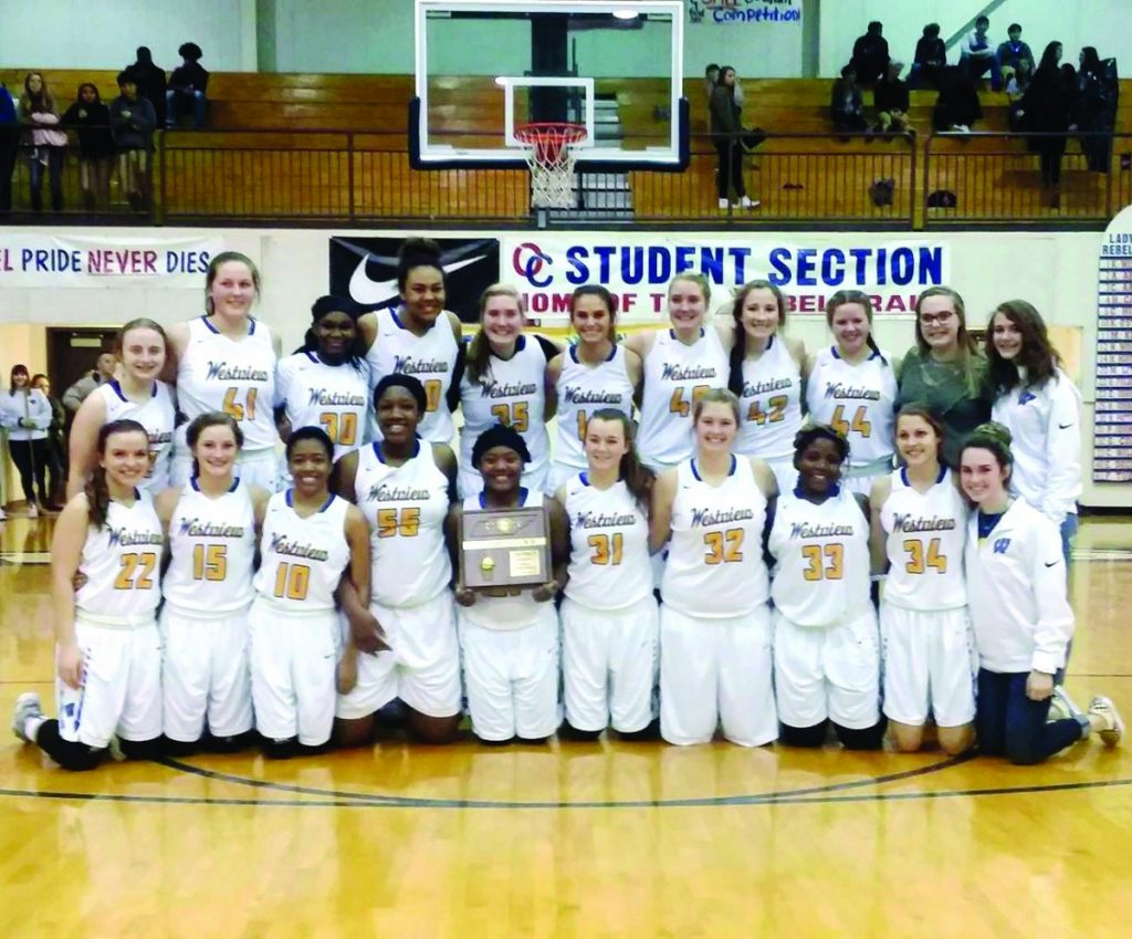martin westview lady chargers