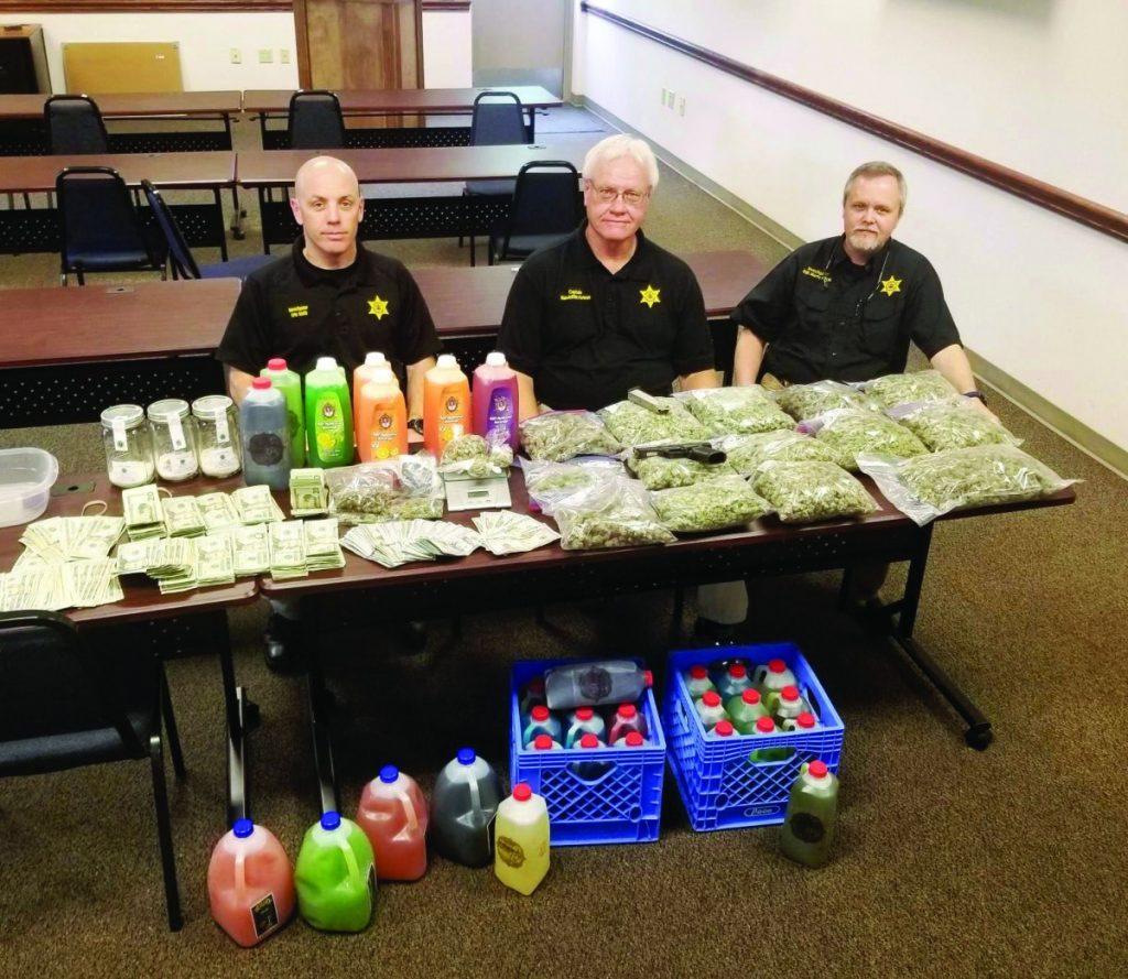 WCSD - Seized Drugs