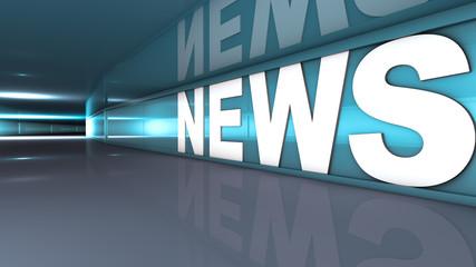 News (blue)
