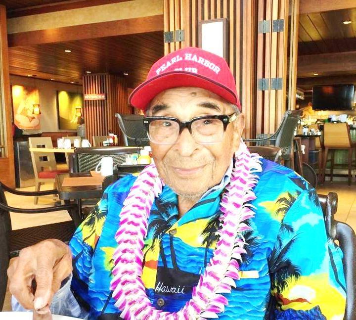 Oldest Peal Harbor survivor dies at 106 (JPEG)