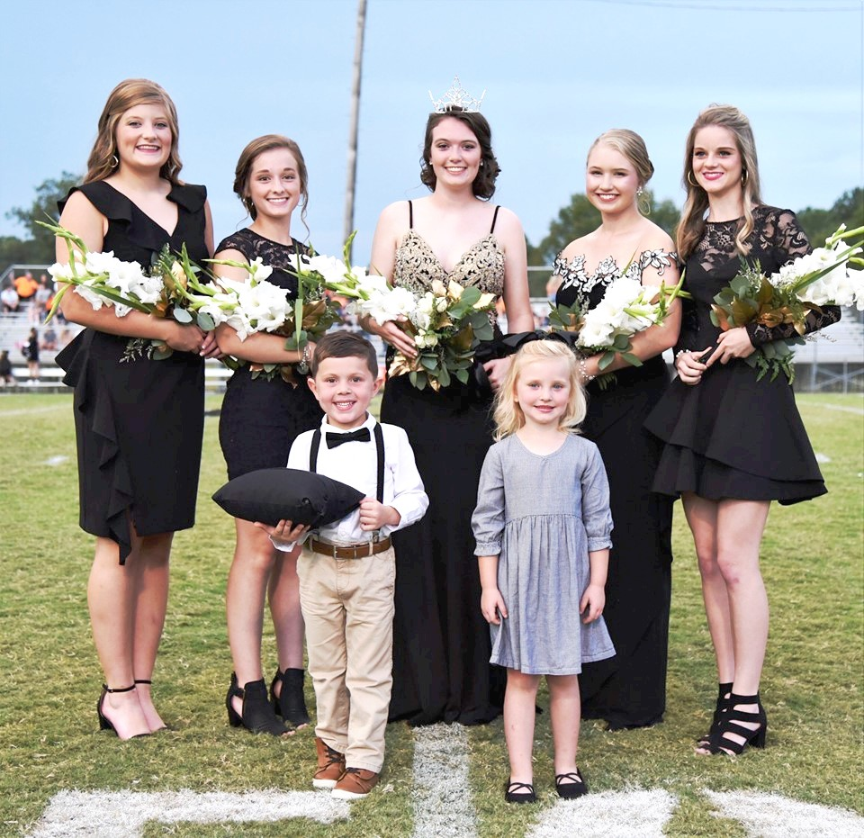 Copy of Dresden HS Football Homecoming Royalty