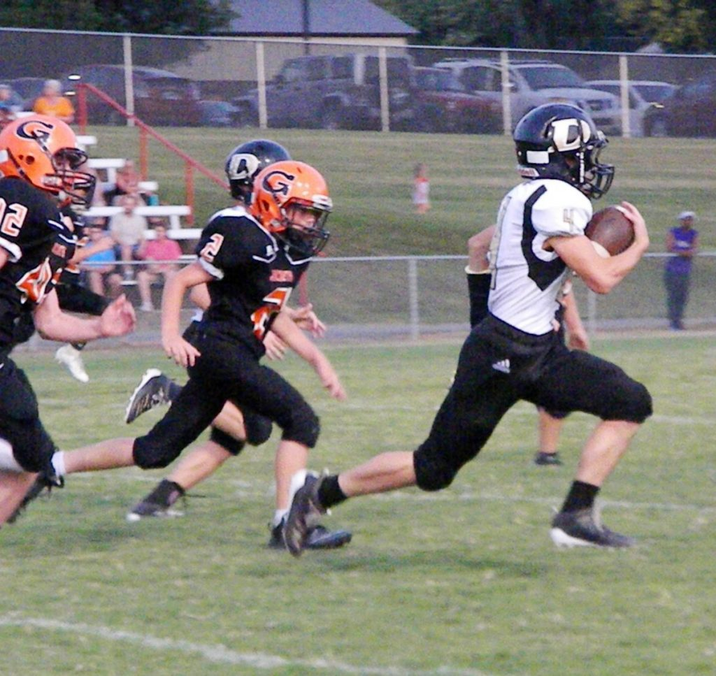 Dresden M.S. vs Gfl. Jr. High Game - DSCN5969