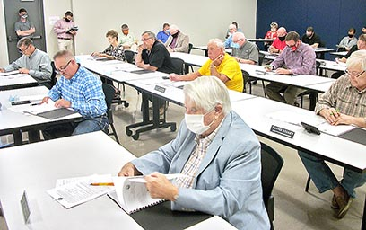 Weakley County Commissioners approved several items during Monday night's meeting, including a resolution forming a new standing committee dealing with opening, changing or closing roads not maintained by any other governmental entity.