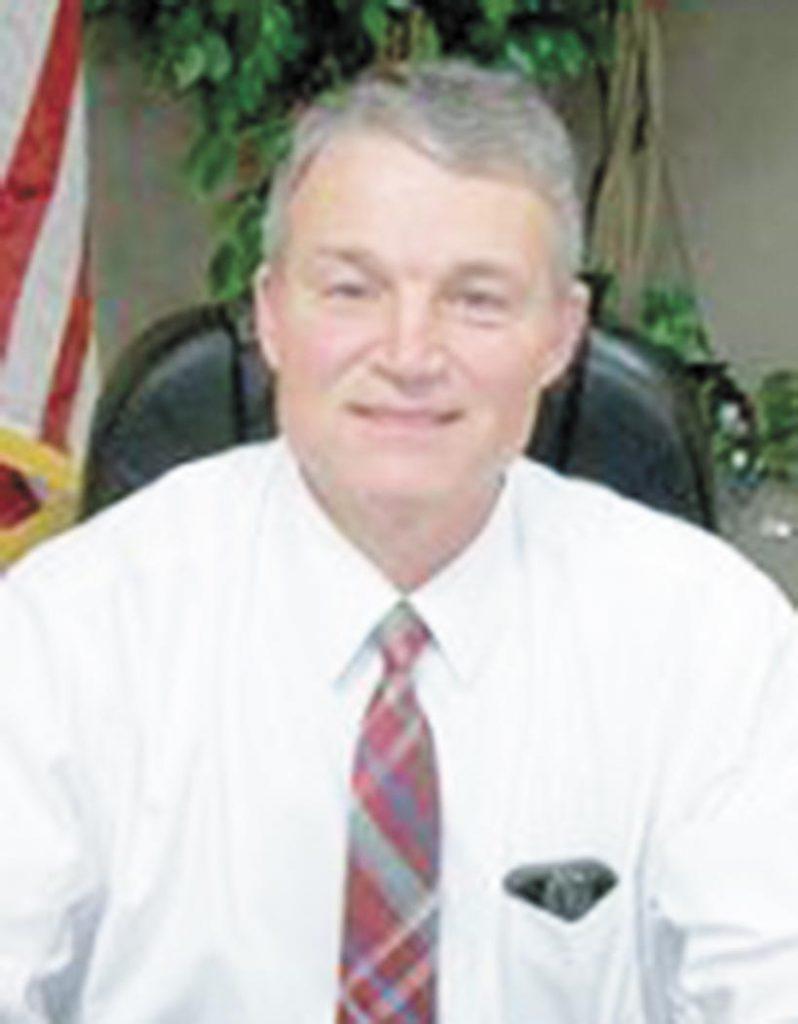 Weakley County Director of Schools Randy Frazier