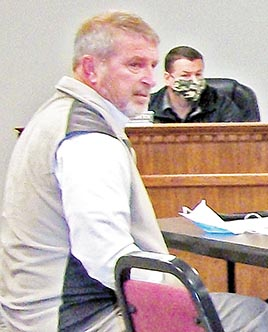 Weakley County Sheriff Mike Wilson informed Public Safety Committee of health-related issues during Thursday's meeting.